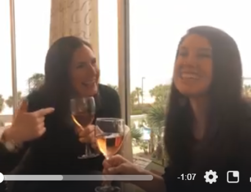 FriYay from the Myrtle Beach Hilton with special guests, Claire Reddick and Kristina Bell