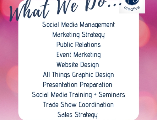 Creative Marketing Solutions – It's What We Do, It's Who We Are